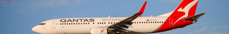 Aircraft, QANTAS Passenger Jet