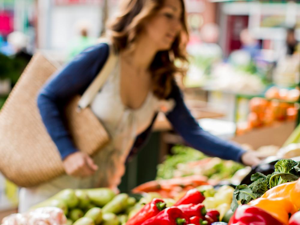 Local Food, Fresh Vegetables
