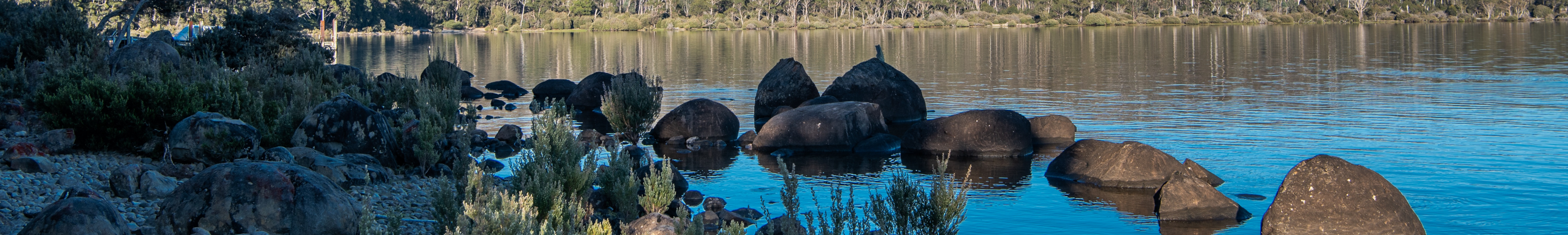 Lake St Claire, Cradle Mountain-Lake St Clair National Park, Central Highlands, Tasmania