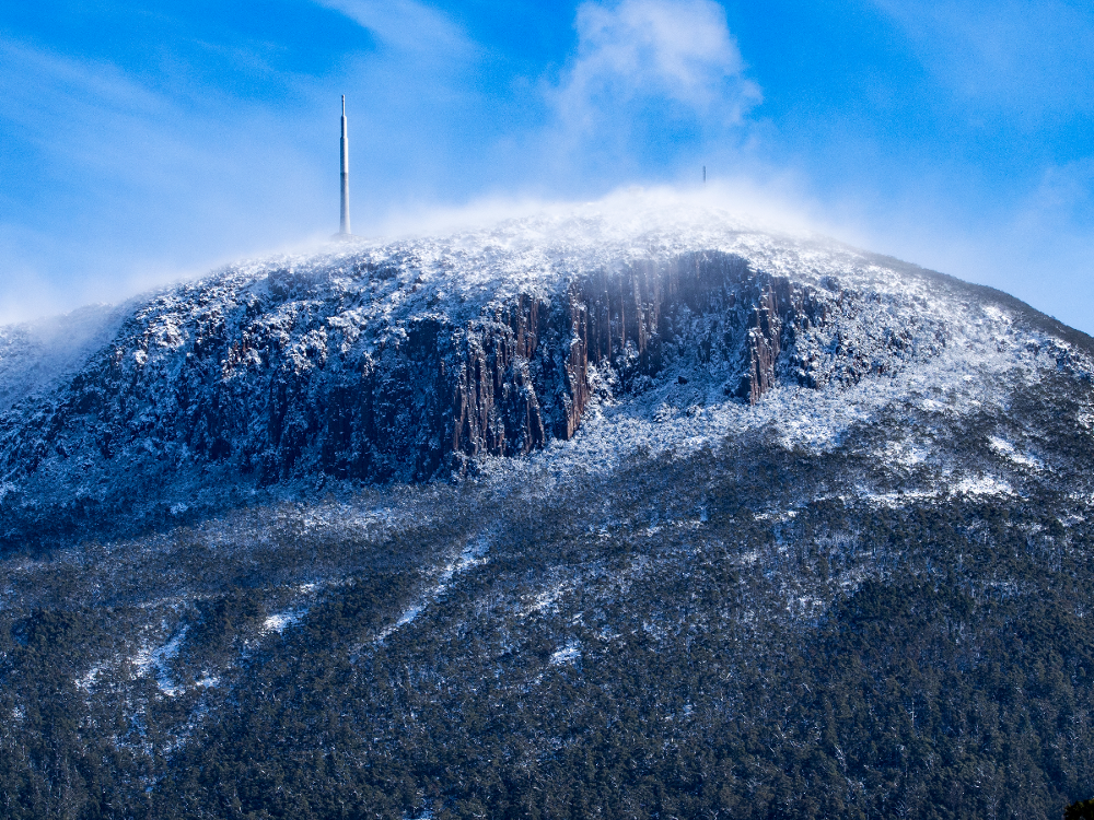 kunanyi / Mount Wellington