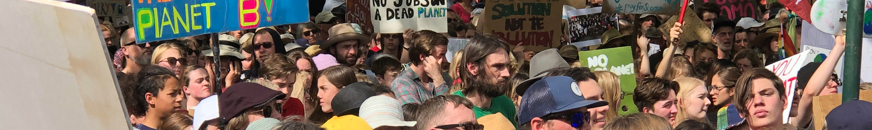 Protest, Climate Emergency