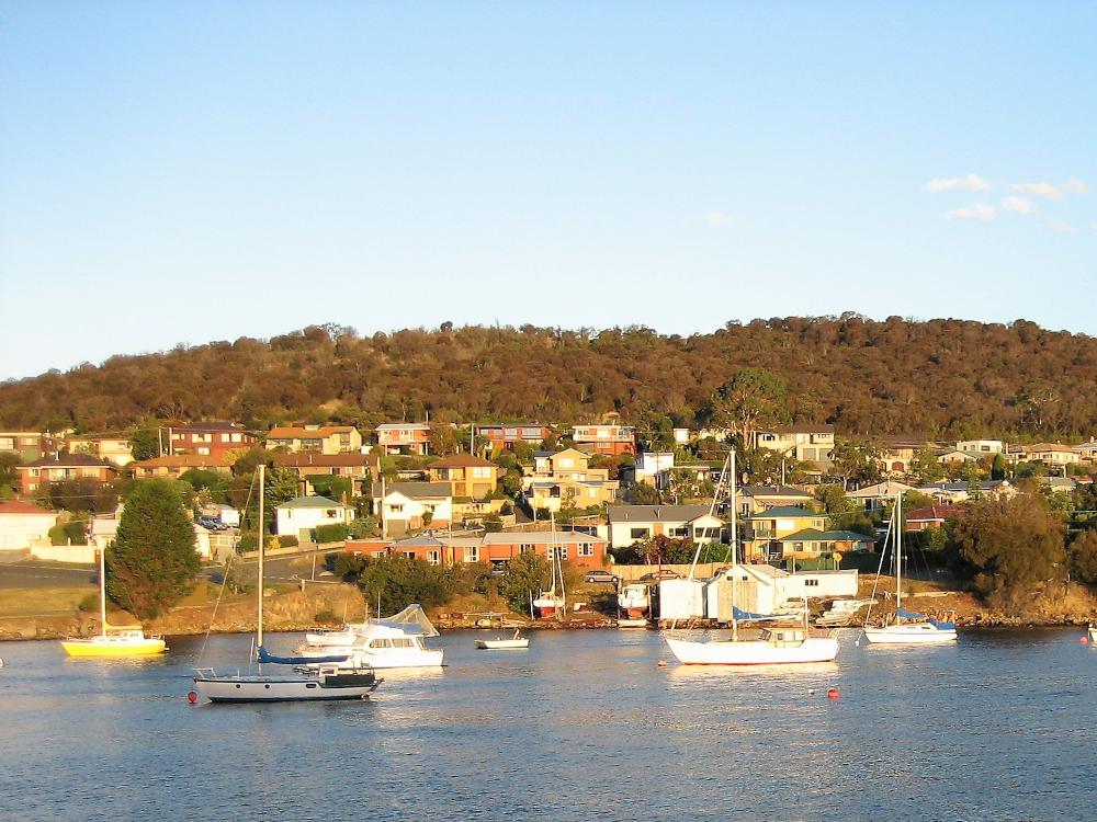 Rosny Hill, Rosny, Tasmania