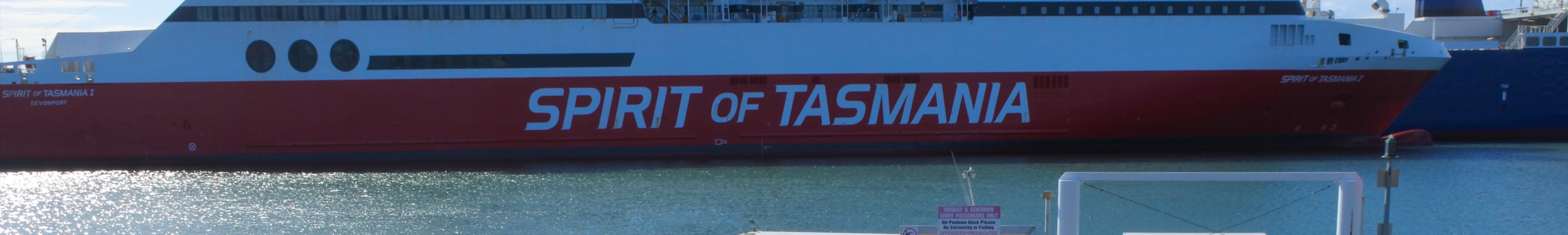 Spirit of Tasmania, TT-Line Vessel