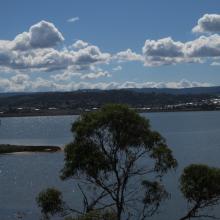 RAMSAR listed Orielton Lagoon, Tasmania