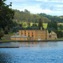 Port Arthur, Historic Convict Site, Tasmania