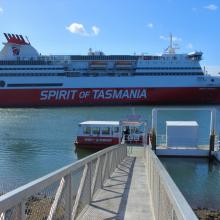 Spirit of Tasmania, TT-Line Vessel