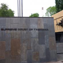 Supreme Court, Hobart, Tasmania