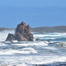 Wild Coast, Tasmania