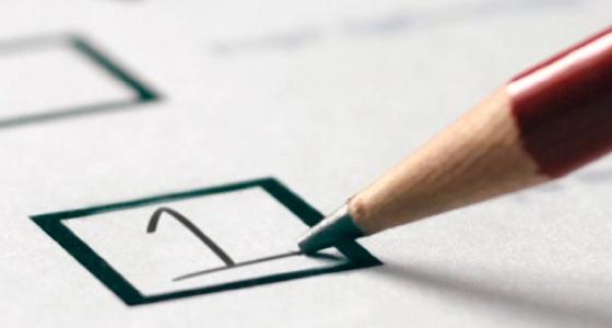 Preferential Voting, Ballot Paper